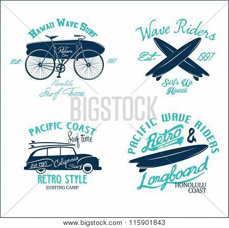 Vector Surf Style Set