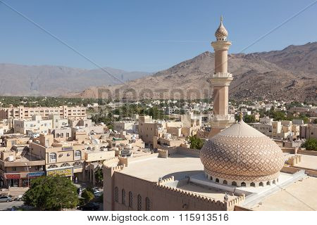 Old Town Of Nizwa, Oman