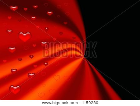 Abstraction  Background For Holidays - Valentines Day