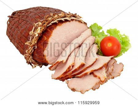 Small Smoked Roast Ham