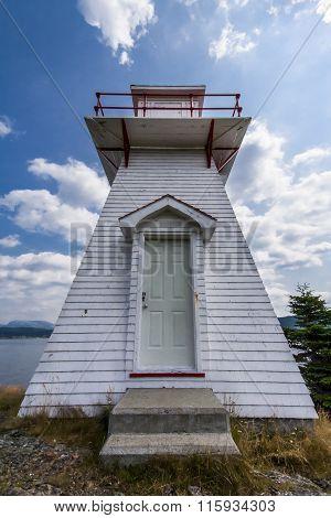Woody Point Lighthouse, Gros Morne National Park, Newfoundland and Labrador