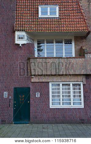 Amsterdam School Detail