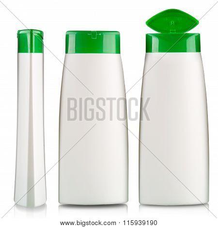 Set Jar With A Green Cap