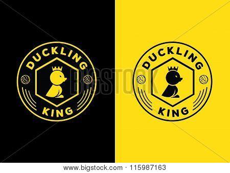Duckling King Logo