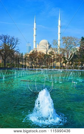 The Fountains Of Konya