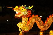 Lantern Festival in Singapore, Dragon poster