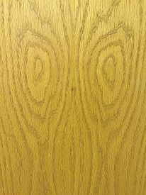 Woodgrain Slab With A Face In The Pattern