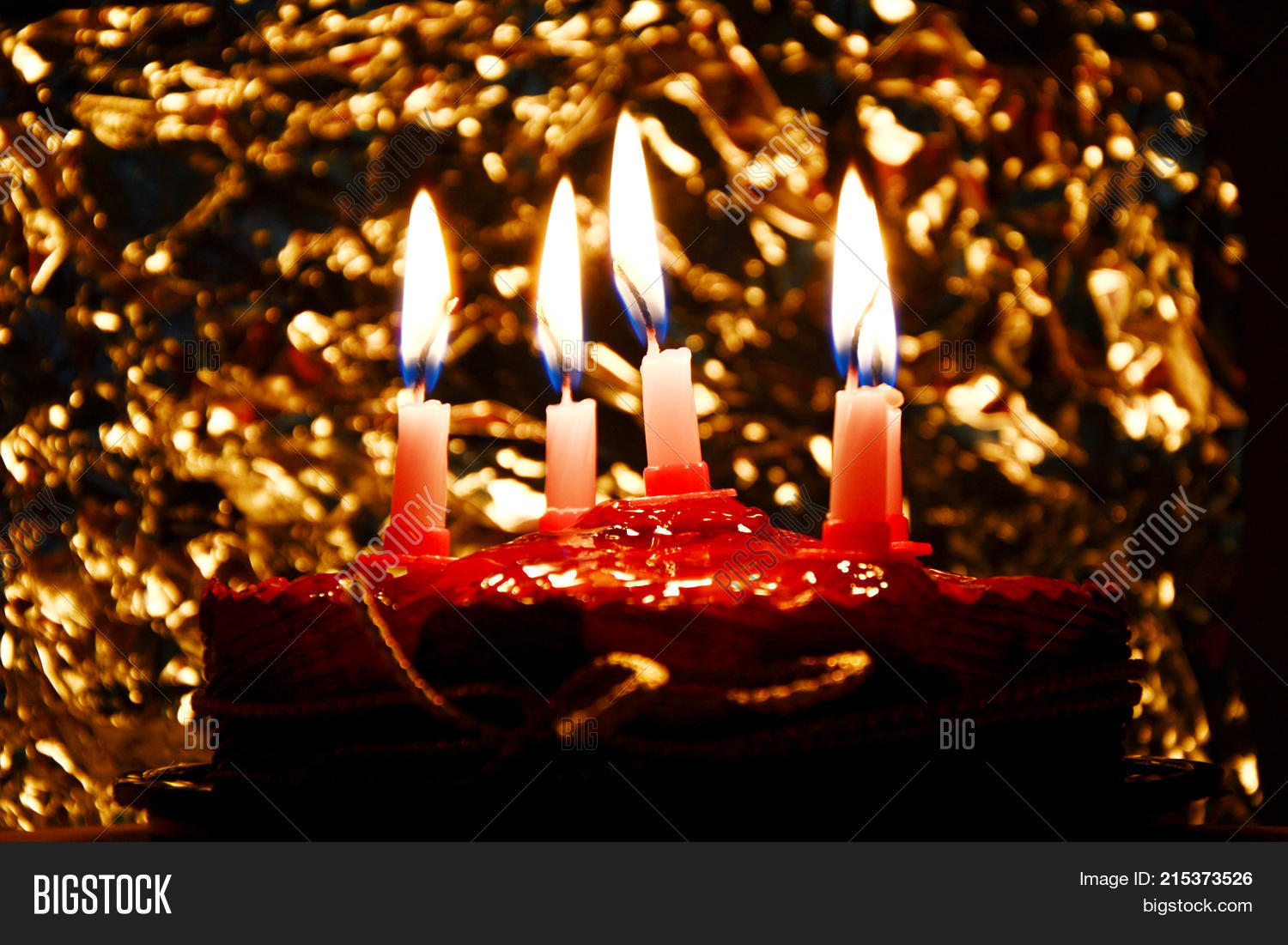 Magnificent Birthday Cake Candles Image Photo Free Trial Bigstock Personalised Birthday Cards Paralily Jamesorg