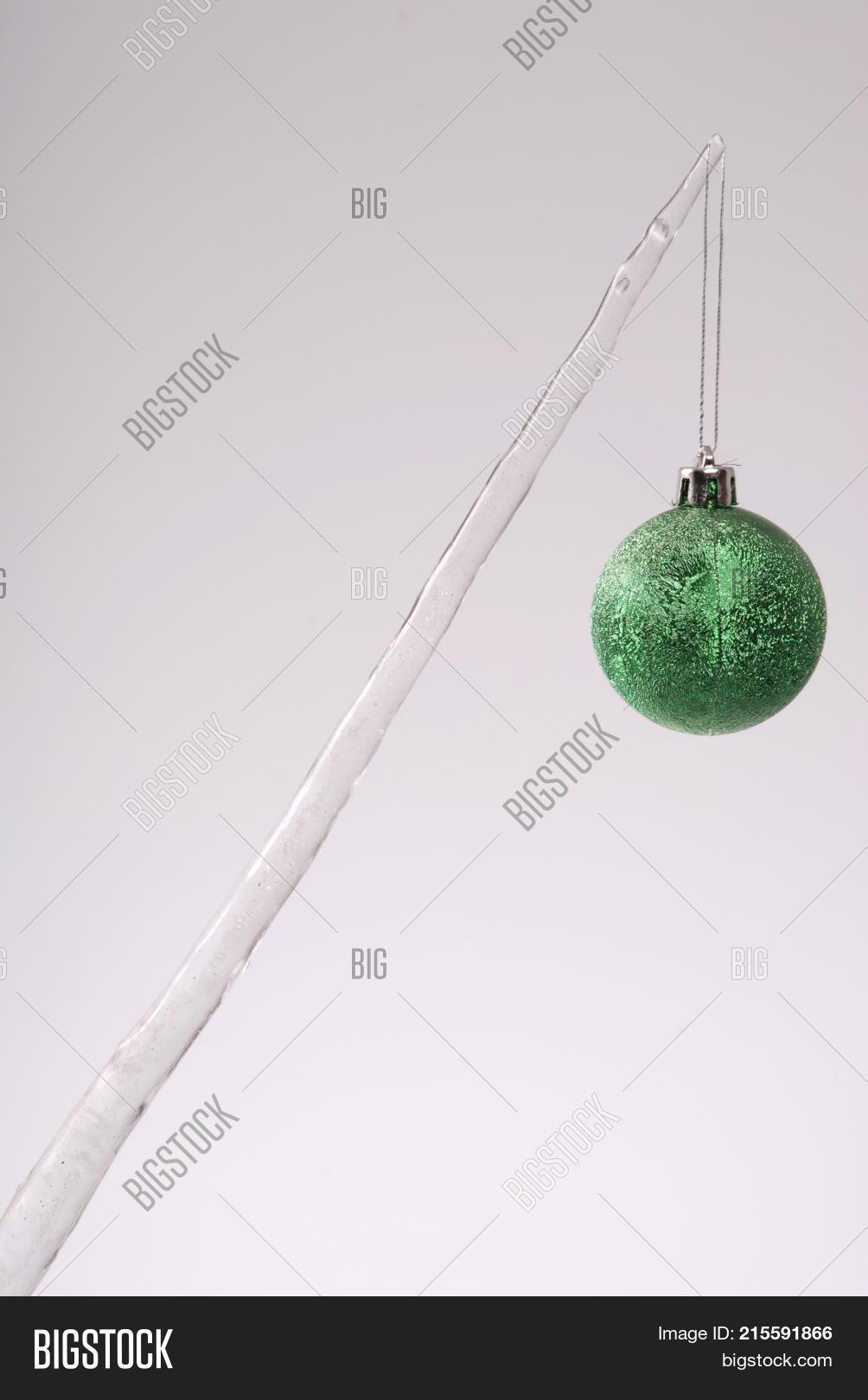 Icicle Christmas Tree Image & Photo (Free Trial) | Bigstock