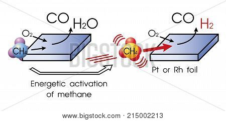 Anaerobic oxidation of methane (AOM) is a microbial process occurring in anoxic marine and freshwater sediments. During AOM methane is oxidized with different terminal electron acceptors such as sulfate nitrate nitrite and metals.