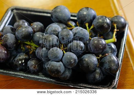 Kyoho Grapes (giant Mountain Grapes)