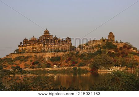 Datia Fort in Datia District of Madhya Pradesh India