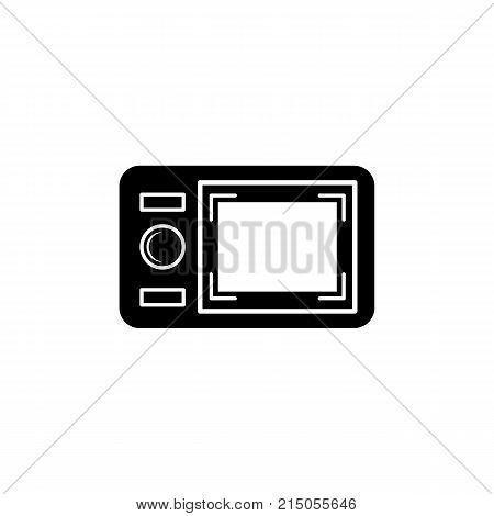 Digital Drawing Board icon on white background