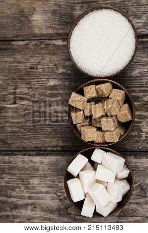 Three Bowls Of Sugar