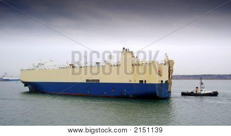 Cargo And Tug