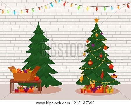 Christmas Tree Lights Vector Photo Free Trial Bigstock Mountain grove favourite genre of music: bigstock