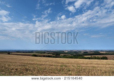 Rural scene nature sky non-urban scene farm agriculture