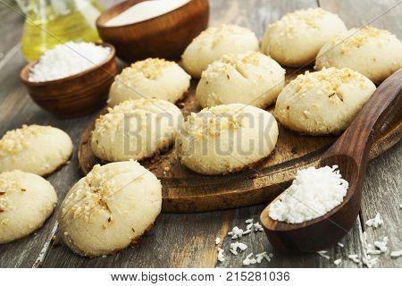 Nan Hathi.indian Traditional Cookies