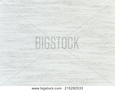 White breezy t-shirt cotton knitted fabric texture swatch