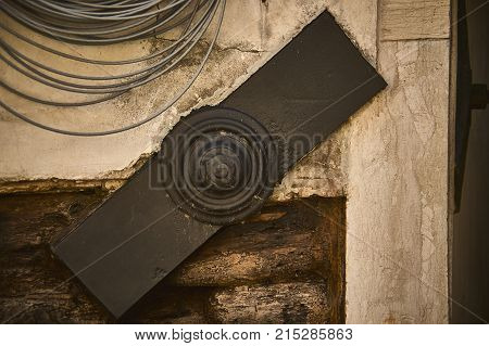Metal Bracket Used In Construction