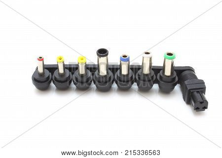 Set Of Eight Various Patchplug