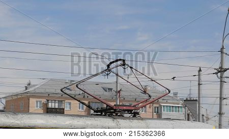 Electric Transport, Tram Ride Through The Intersection