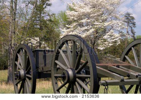 Civil War Caisson