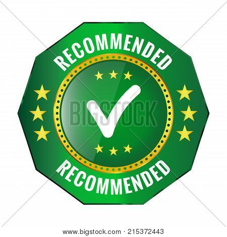 Recommended Green Badge