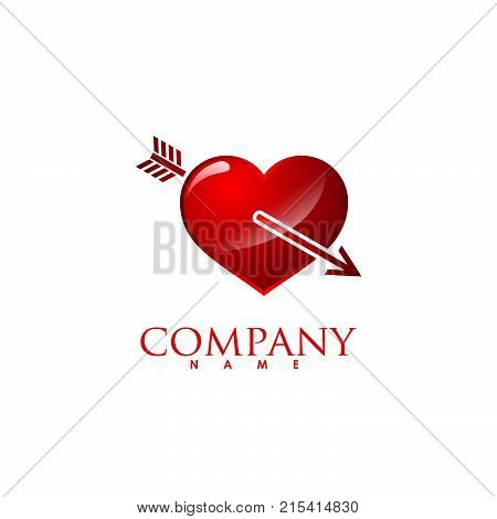 Heart icon vector logo, Heart logo, couple shape, love logo concept, Heart logo, Heart icon, Love, health or doctor and relations symbol, Heart vector logo, heart together icons