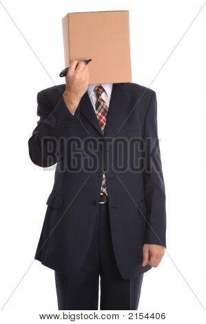 Box Man - Draw A Face.
