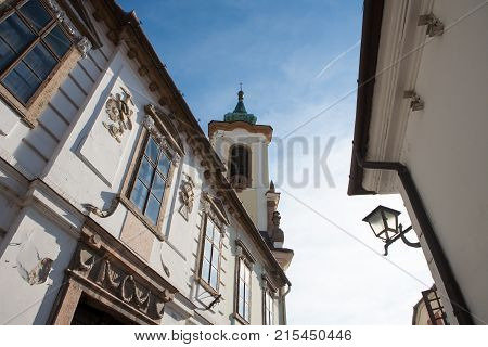 Arhitectural details from Szentendre city in Hungary