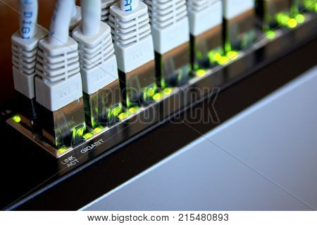 Gigabit Ethernet Connection