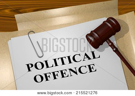 Political Offence Concept