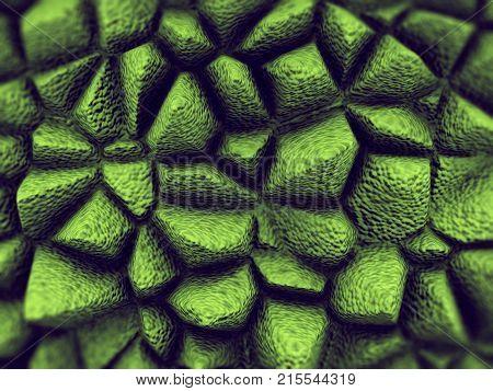 Abstract organic macro texture. Vegetation surface pattern