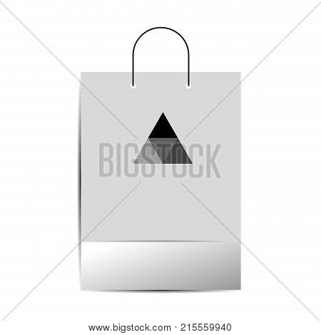 Shopping Bag Template Corporate Vector & Photo | Bigstock