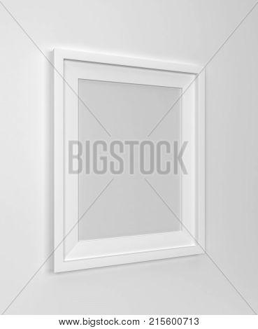 Blank Frame Mockup