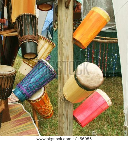 Wooden Drums For Sale