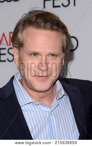 LOS ANGELES - NOV 9:  Cary Elwes at the