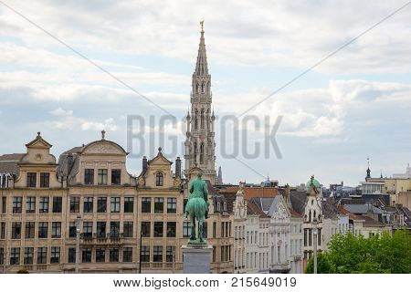 Brussels City Museum, Locate On The Famous Grand Place - Brussels, Belgium