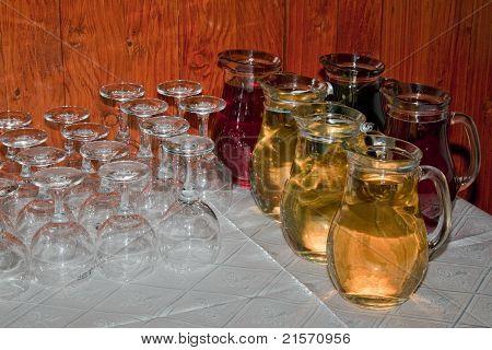 Wine jars