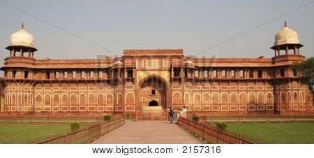 Jehangiri Mahal At Agra Fort