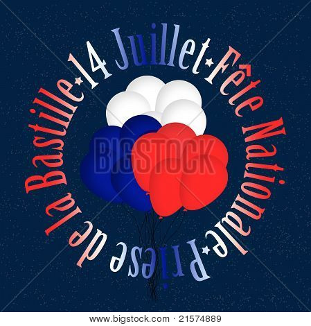 14 Juillet France National Holiday