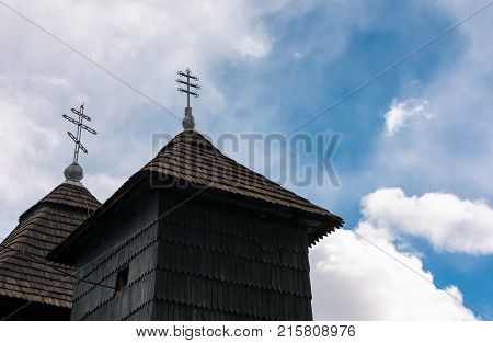 Church Of The Archangel Michael, Uzhok, Ukraine