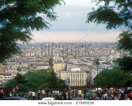 View On Paris.