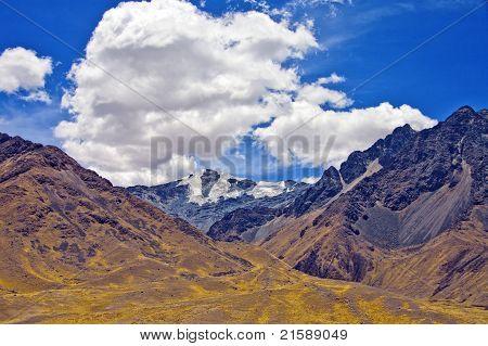 Peru Mounatins