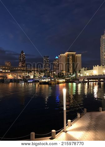 Harbour Island is an island neighborhood within the city limits of Tampa Florida and the sub-district within Downtown Tampa