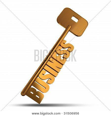 Business Gold Key