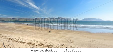 Inch Beach, Wonderful 5Km Long Stretch Of Sand And Dunes, Popular For Surfing, Swimming And Fishing,