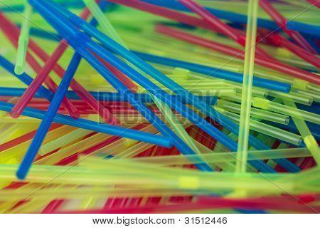 Who Spilt The Straws