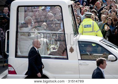 Visita do Papa